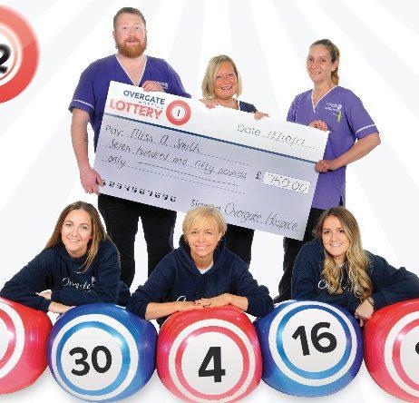 £750 Jackpot Prize!